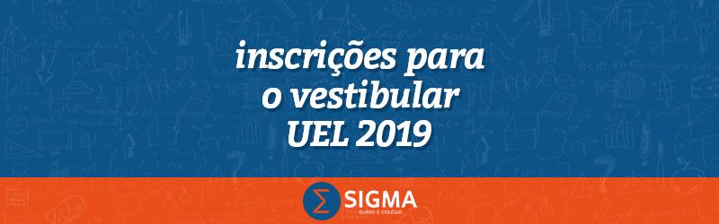 Inscrições para o Vestibular da UEL serão abertas hoje